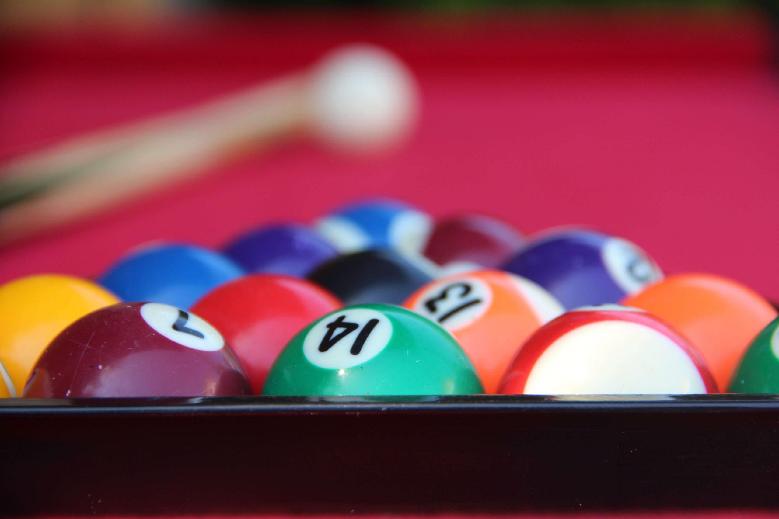 Best Billiard Pool Balls Sets