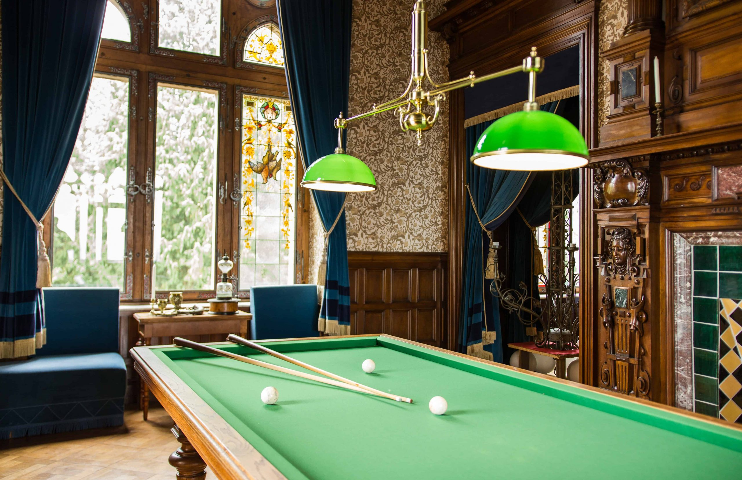 Pool Table Dimension