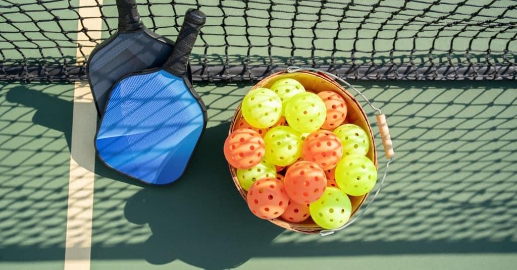 Best Pickleball Ball Machines