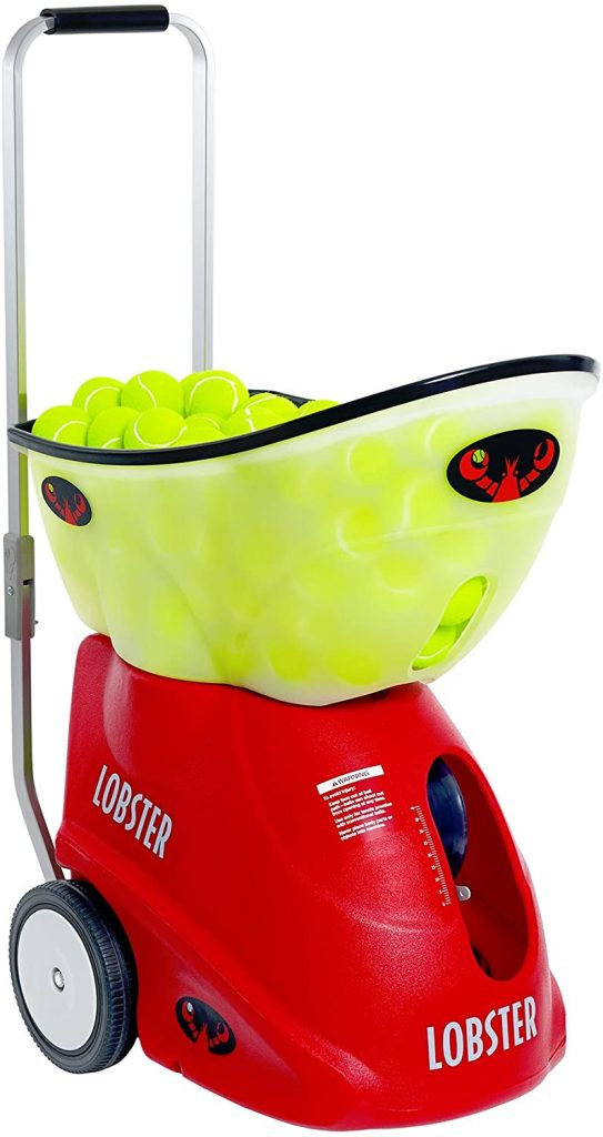 Lobster Sports Tennis Ball Machines Review