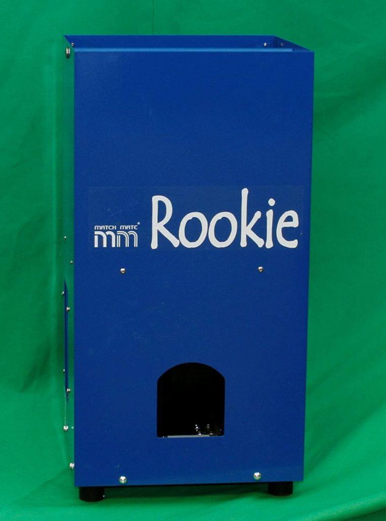 Match Mate Rookie Tennis Ball Machine Review