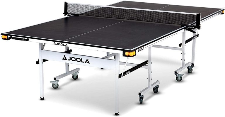 JOOLA Rally TL – Professional MDF Indoor Table Tennis Table