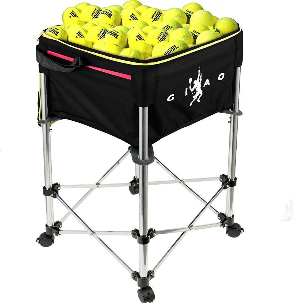Bkisy Tennis Ball Cart