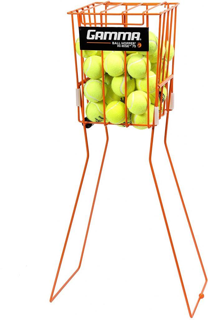 Gamma Sports Hi-Rise Tennis Ball hoppers