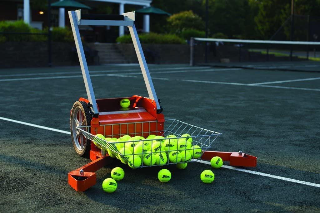 Har-Tru Tennis Ball Mower