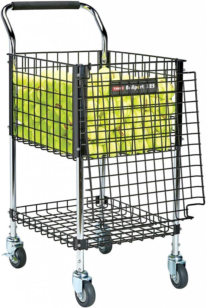 Tourna Ballport Tennis Teaching Cart