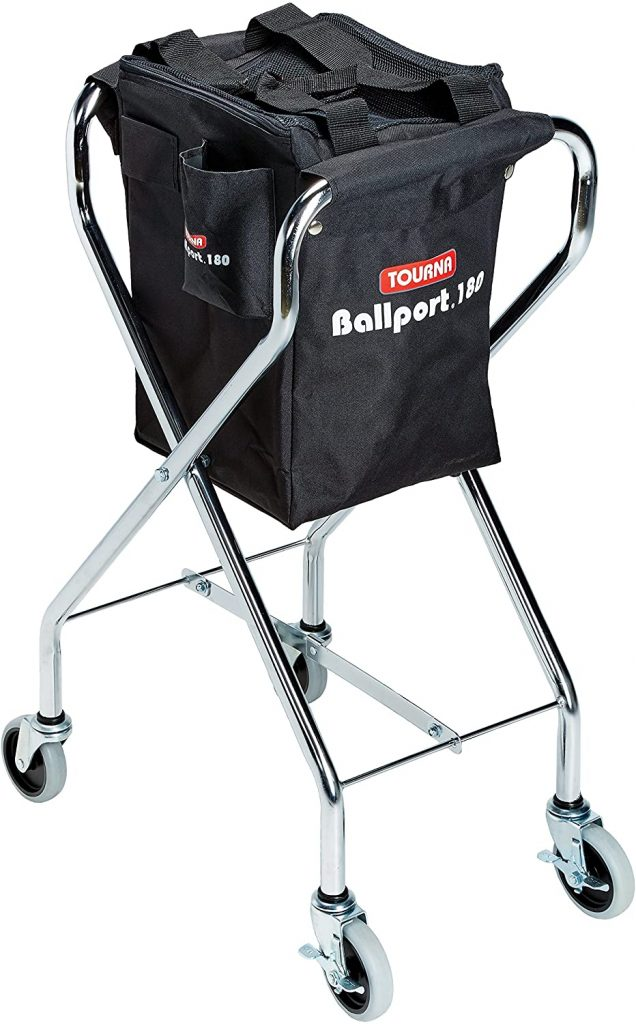 Tourna Ballport Travel Cart [Tennis and Pickleball]