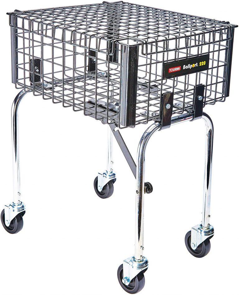 Tourna Ballport Travel Teaching Tennis Ball Cart