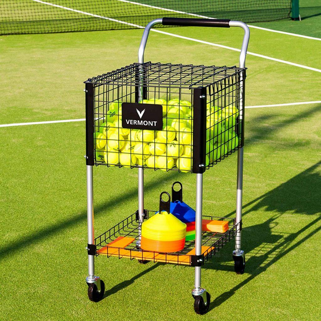 Vermont Tennis Ball Cart